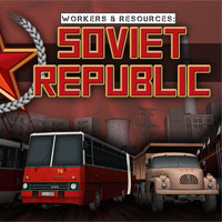 Game Box for Workers & Resources: Soviet Republic (PC)