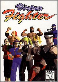 Okładka Virtua Fighter (PC)