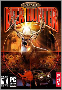 Okładka Deer Hunter 2004 (PC)