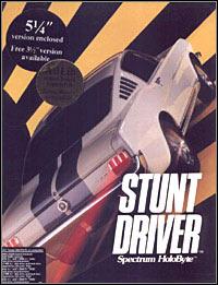 Okładka Stunt Driver (PC)