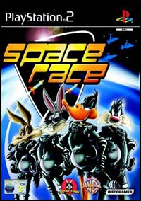 Okładka Looney Tunes Space Race (PS2)