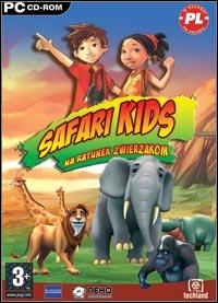 Okładka WWF Safari Adventures (PC)