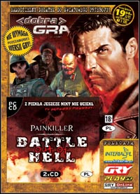 Okładka Painkiller: Battle Out of Hell (PC)