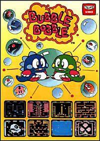Okładka Bubble Bobble (PC)