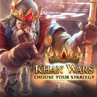 Okładka Khan Wars (WWW)