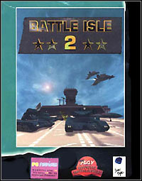 Game Box for Battle Isle 2 (PC)