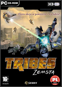Okładka Tribes: Vengeance (PC)