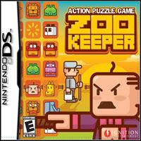 Okładka Zoo Keeper (NDS)