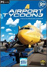 Okładka Airport Tycoon 3 (PC)
