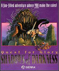 Okładka Quest for Glory IV: Shadows of Darkness (PC)