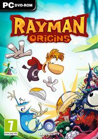 Game Rayman Origins (X360) cover