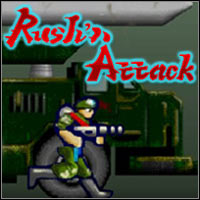 Okładka Rush'n Attack (X360)