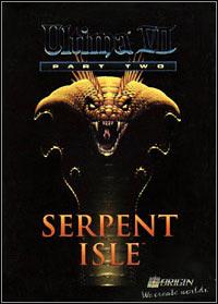 Okładka Ultima VII part two: Serpent Isle (PC)