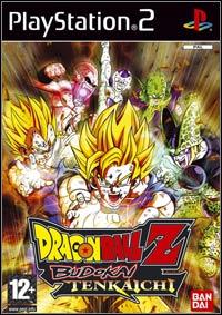 Okładka Dragon Ball Z: Budokai Tenkaichi (PS2)