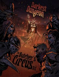 Game Box for Darkest Dungeon: The Butcher's Circus (PC)