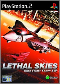 Okładka Lethal Skies (PS2)