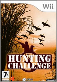 Game Box for Hunting Challenge (Wii)
