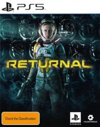 Okładka Returnal (PS5)
