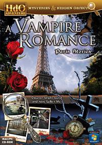 Okładka A Vampire Romance: Paris Stories (PC)