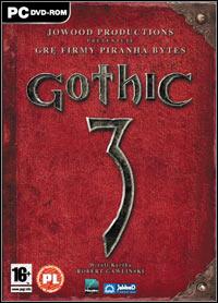 Okładka Gothic 3 (PC)