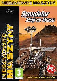Okładka Mars Simulator 2011 (PC)