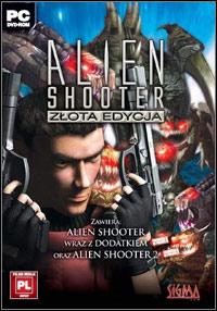 Okładka Alien Shooter: Vengeance (PC)