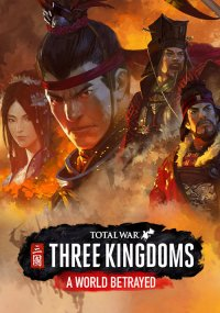 Game Box for Total War: Three Kingdoms - A World Betrayed (PC)