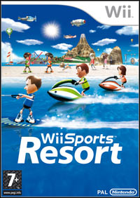 Okładka Wii Sports Resort (Wii)