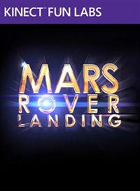 Okładka Mars Rover Landing (X360)