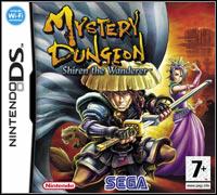 Okładka Mystery Dungeon: Shiren the Wanderer (NDS)