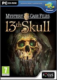 Okładka Mystery Case Files: 13th Skull (PC)