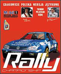 Okładka Mobil 1 British Rally Championship (PC)