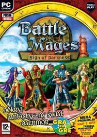 Okładka Battle Mages: Sign of Darkness (PC)