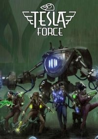Game Box for Tesla Force (PC)