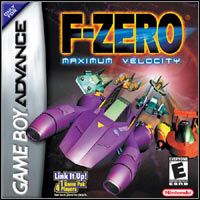 Okładka F-Zero: Maximum Velocity (GBA)