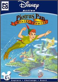 Okładka Peter Pan: Return to Neverland (PC)