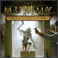Game Box for The Mummy Online (WWW)