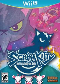 Okładka Scram Kitty and his Buddy on Rails (WiiU)