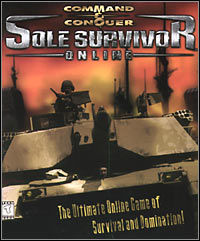 Okładka Command & Conquer: Sole Survivor Online (PC)