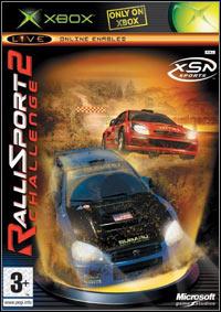 Okładka RalliSport Challenge 2 (XBOX)