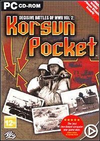 Okładka Korsun Pocket (PC)