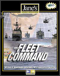 Okładka Jane's Fleet Command (PC)