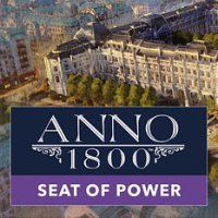Anno 1800: The Seat of Power (PC cover