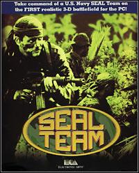 Okładka Seal Team (PC)