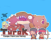 Game Box for Turok: Escape from Lost Valley (PC)