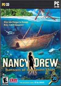 Okładka Nancy Drew: Ransom of the Seven Ships (PC)