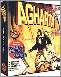 Okładka Agharta: The Hollow Earth (PC)