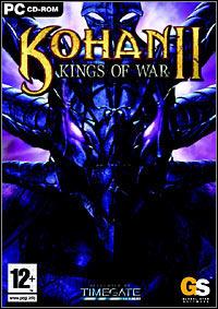 Okładka Kohan II: Kings of War (PC)