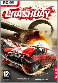 Okładka Crashday (PC)