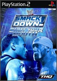 Okładka WWE SmackDown! Shut Your Mouth (PS2)